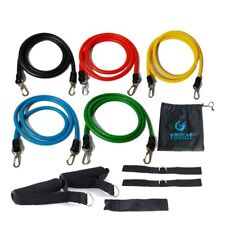Fitness Pull Rope Workout Exercise Pilates Yoga Crossfit Resistance Tube Bands