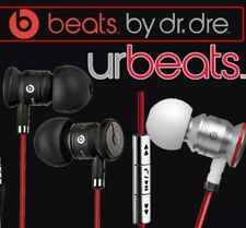 Genuine Beats by Dr Dre HTC URBEATS first Gen Earphones-Matte Black/White