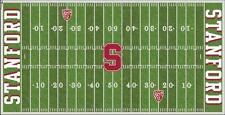 Stanford Cardinal Electric Football Vinyl Field Cover Wall Art