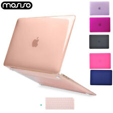 Macbook Air 13 Touch ID A1932 Plastic Shell Hard Case Cover 2018+Keyboard Cover