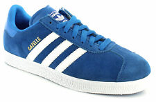 ADIDAS NEO VLNEO Court Low Mens Blue Suede Shoes Trainers , Uk 12