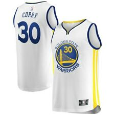 Stephen Curry Golden State Warriors Fanatics Branded Youth Fast Break Replica