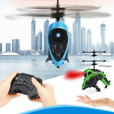 Mini Cool RC Infrared Induction Remote Control RC Toy 2CH Helicopter RC Drone G0