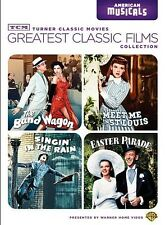 TCM Greatest Classic Films Collection: American Musicals (The Band Wagon / Meet