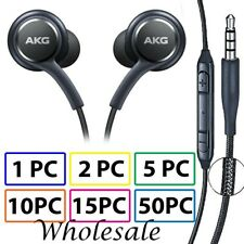 OEM Samsung S9 S8+ Note 8 AKG Earphones Headphones Headset Ear Buds Lot EO-IG955