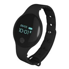 Waterproof Heart Rate Monitor Bluetooth Smartwatch Activity Fitness tracker Band