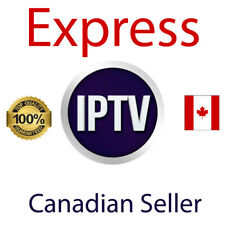 Express IPTV SUBSCRIPTION - Premium LiveTV & VOD + PPV / IPTV SERVICE