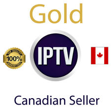 Gold IPTV SUBSCRIPTION - Premium LiveTV & VOD + PPV / IPTV SERVICE