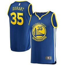 Kevin Durant Golden State Warriors Fanatics Branded Youth Fast Break Replica