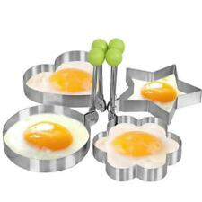 Stainless Steel Fried Egg Shaper Pancake Mould Mold Kitchen Cooking Tools cozinh
