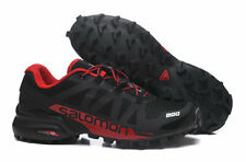 NEW Mens Salomon Speedcross 5 Athletic Running Sports Outdoor Hiking Shoes Black