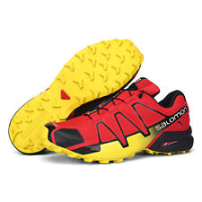 Men's Salomon Speedcross 4 Athletic Running Sports Outdoor Hiking Shoes Sneakers