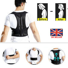 Back Brace Posture Corrector Back Support Lumbar Support Therapy Shoulder Belt
