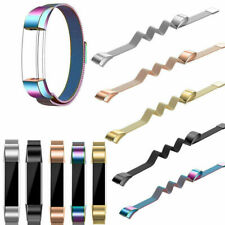 Wristband Band Stainless Metal Watch Strap Bracelet For Fitbit Alta / Alta HR UK