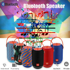 Outdoor Wireless Portable Bluetooth Speaker  stereo 3D Surround Bass Handsfree