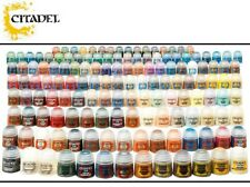COLORI CITADEL 12ml BASE LAYER DRY SHADE GLAZE TEXTURE TECHNICAL AIR EDGE