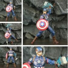 "Marvel Avengers 4 Endgame Captain America  6""  Action Figure Steve Rogers Legend"