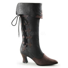 Steampunk Stiefel Schuhe Hades Dome Boots Gothic Larp