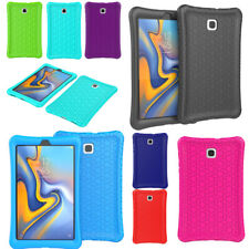 For Samsung Galaxy Tab A 8.0'' SM-T387 2018 Tab Case Silicone Cover Shockproof