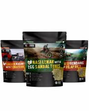 Kembara  Adventure Meals: Halal Ready to Eat Food with Self Heating