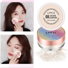 Finish Powder Loose Face Powder Translucent Smooth Setting Foundation Makeup