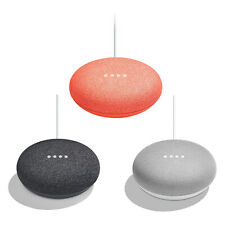 Google Home Mini Hands-Free Smart Speaker and Voice Controlled Home Assistant
