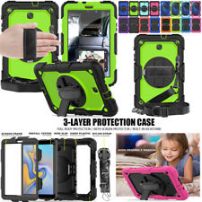 360° Rotating Protective Case Cover For Samsung Galaxy Tab A 8.0 2018 SM-T387