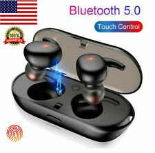 Bluetooth 5.0 Wireless Headphones TWS Earphone Mini In-Ear Pods For IOS Android#