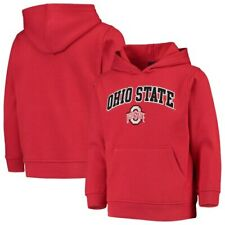 Ohio State Buckeyes Youth Fleece Hoodie - Scarlet