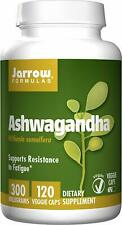 Formulas Ashwagandha 300 mg Supports Resistance to Fatigue 120 Veggie Caps