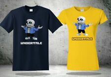 SANS BAD TIME UNDERTALE VIDEO GAME FUNNY T-SHIRT USA SIZE S-3XL