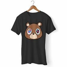 KANYE WEST DROPOUT BEAR WOMAN'S AND MAN'S T-SHIRT USA SIZE S-3XL