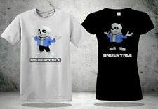SANS BAD TIME UNDERTALE VIDEO GAME BLACK&T-SHIRT USA SIZE S-3XL