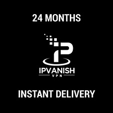 IPVANISH VPN PREMIUM SUBSCRIPTION / 24 MONTHS / INSTANT DELIVERY / WORLDWIDE