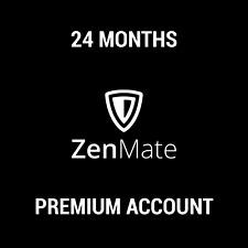 ZENMATE VPN PREMIUM SUBSCRIPTION / UNLIMITED / 24 MONTHS / INSTANT DELIVERY