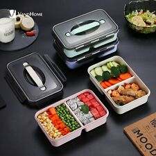 Japanese Bento Lunch Box ECO-FRIENDLY Microwavable Portable Food Container