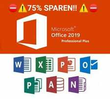 Microsoft Office 2016 2019 professional plus Download Produktschlüssel Key neu ⛔