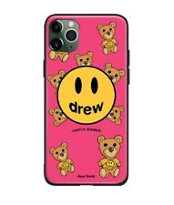 Justin Bieber  Drew House iPhone case 7 8 Plus X XR XS 11 Pro Max soft silicone
