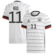 Marco Reus Germany National Team adidas 2020 Home Replica Player Jersey - White