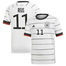 Marco Reus Germany National Team adidas Youth 2020 Home Replica Player Jersey -