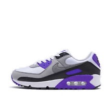 Women's Nike Air Max 90 Casual Shoes White/Particle Grey/Light Smoke Grey CD0490
