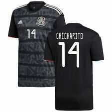 Javier Hern-ndez Mexico National Team adidas 2019 Home Replica Player Jersey -