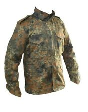 Flecktarn Camouflage M65 FIELD JACKET -Military Coat with Padded Liner All Sizes