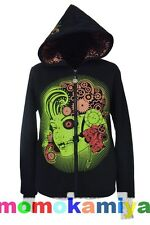 LIVING DEAD SOULS STEAMPUNK HL1511 BLACK SALE HOODIE SMALL LARGE UK8 UK12 SALE