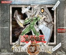 Enemy Of Justice EOJ Rare Yu-Gi-Oh Cards Take Your Pick
