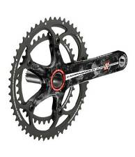Campagnolo Super Record Carbon Titanium 11s Double Ultra Torque Crankset