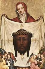 Photo Print St. Veronica with the Holy Kerchief Master Of Saint Veronica - in va