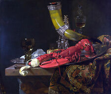 Photo/Poster - Still Life With Drinking Horn - Kalf Willem 1619 1693
