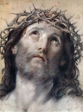 Art Photo Print - Ecce Homo - Reni Guido 1575 1642