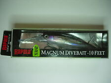RAPALA XRAP MAGNUM MAG10 FISHING LURES 3/4oz / 22g  VARIOUS COLOURS 10' DIVE